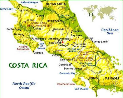 Costa Rica Ecology Conservation and Ecotourism
